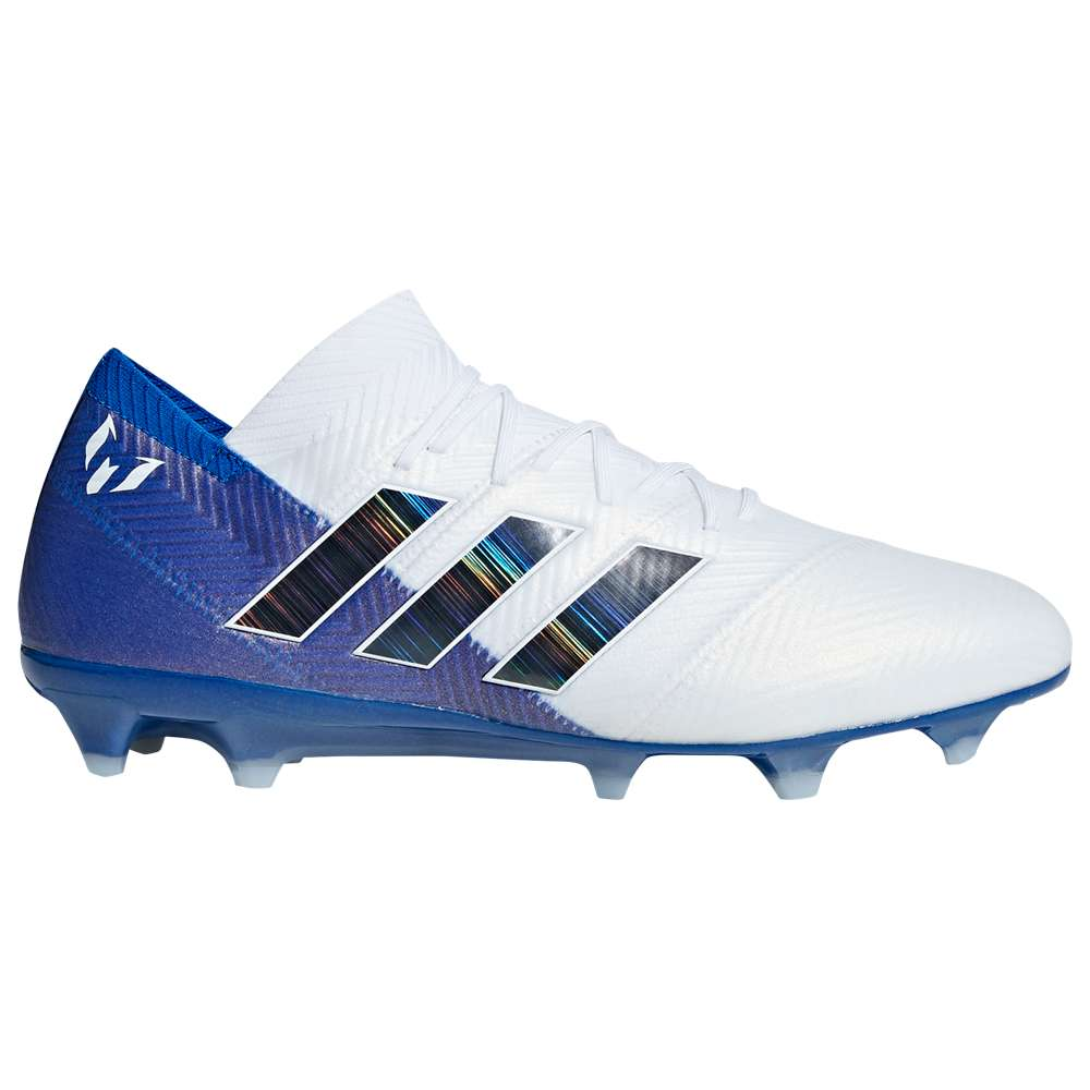 アディダス adidas メンズ サッカー シューズ・靴【Nemeziz 18.1 FG】Footwear White/Core Black/Football Blue