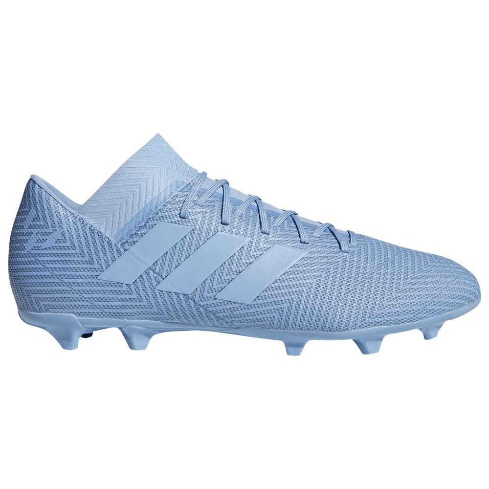 アディダス adidas メンズ サッカー シューズ・靴【Nemeziz 18.3 FG】Ash Blue/Raw Grey