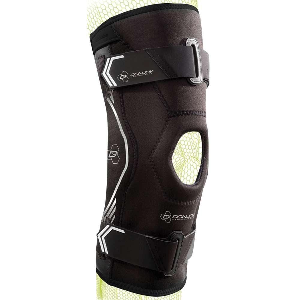ドンジョイパフォーマンス DonJoy Performance メンズ フィットネス・トレーニング サポーター【Bionic Drytex Knee Sleeve】Black