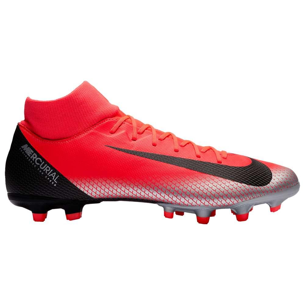 ナイキ Nike メンズ サッカー シューズ・靴【Mercurial Superfly 6 Academy MG】Bright Crimson/Black/Chrome