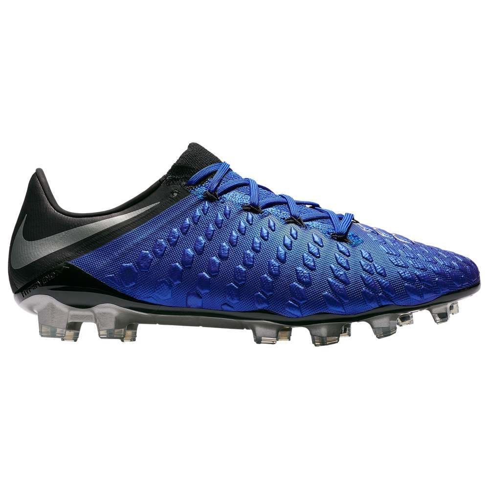 ナイキ Nike メンズ サッカー シューズ・靴【Hypervenom Phantom 3 Elite FG】Racer Blue/Metallic Silver/Black