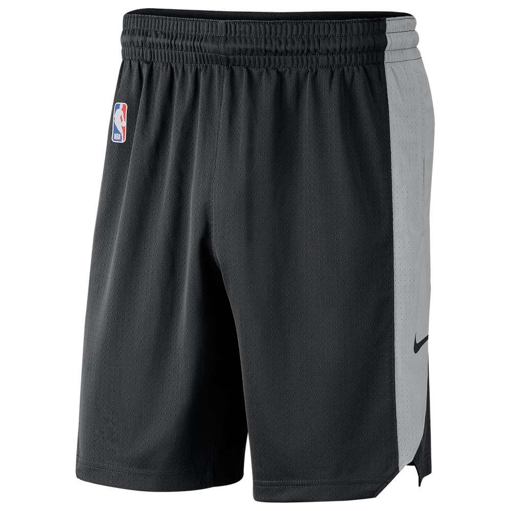 ナイキ Nike メンズ ボトムス・パンツ ショートパンツ【NBA Practice Shorts】Black/Flint Grey
