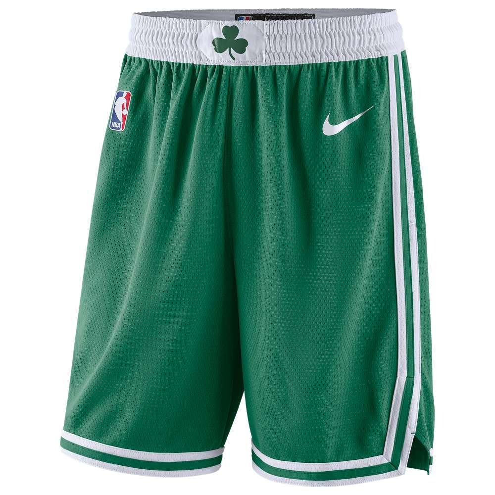 ナイキ Nike メンズ バスケットボール ボトムス・パンツ【NBA Swingman Shorts】Clover/White
