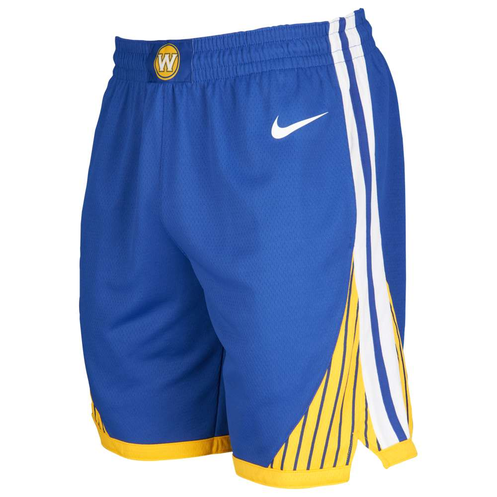 ナイキ Nike メンズ バスケットボール ボトムス・パンツ【NBA Swingman Shorts】Rush Blue/White