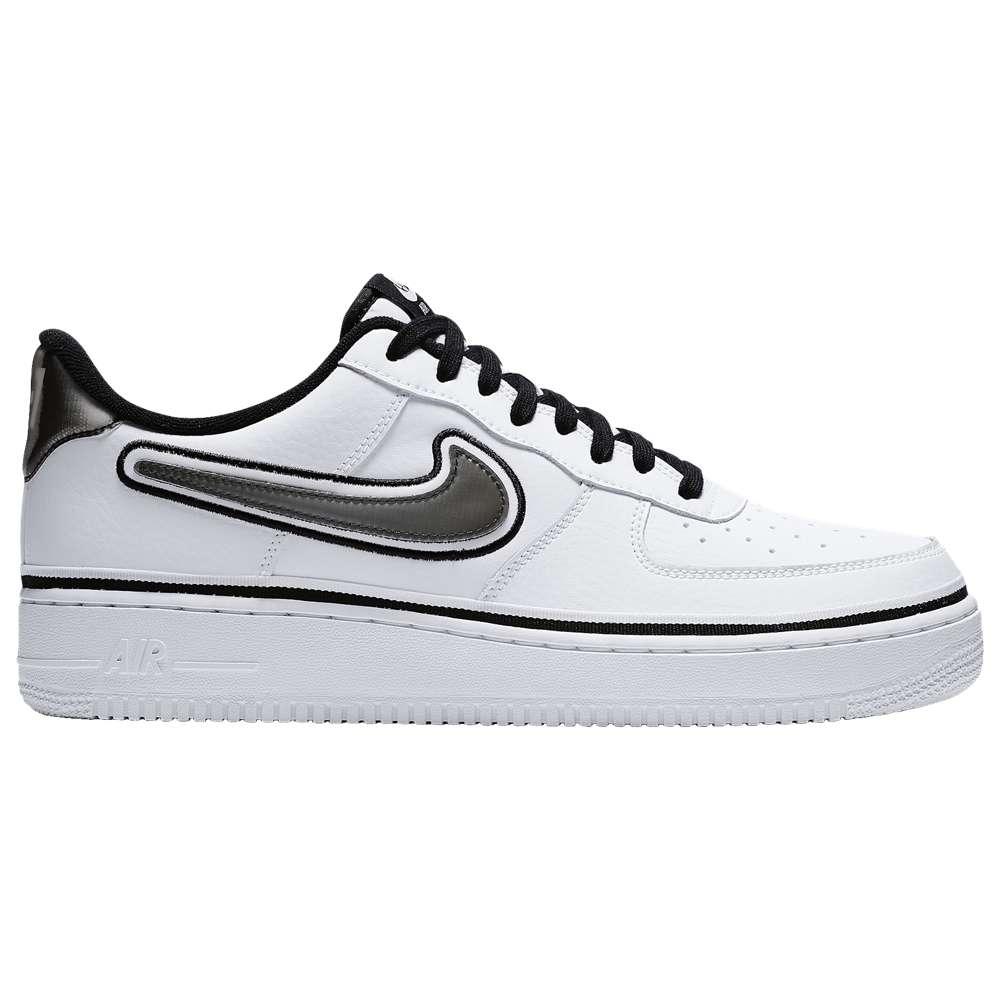 ナイキ Nike メンズ バスケットボール シューズ・靴【Air Force 1 LV8】White/Black/White