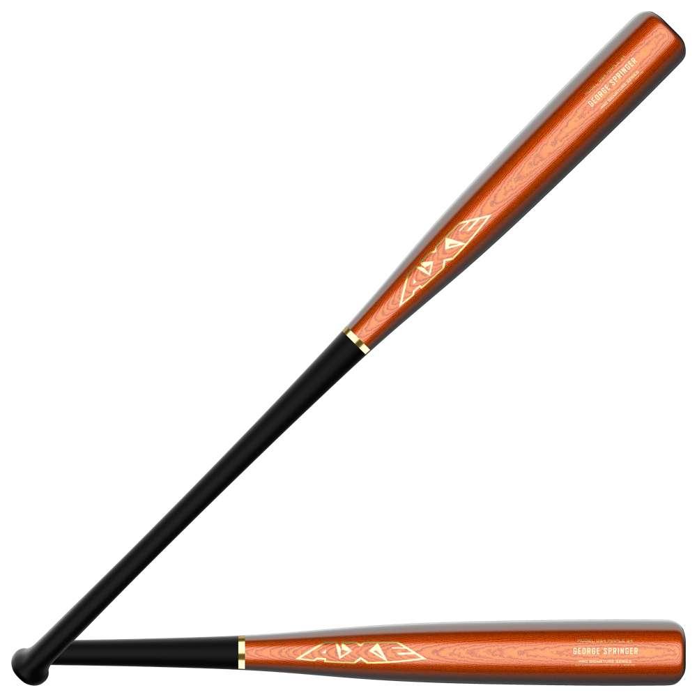 アックスバット Axe Bat メンズ 野球 バット【GS4 Pro Maple Baseball Bat】Black/Brown