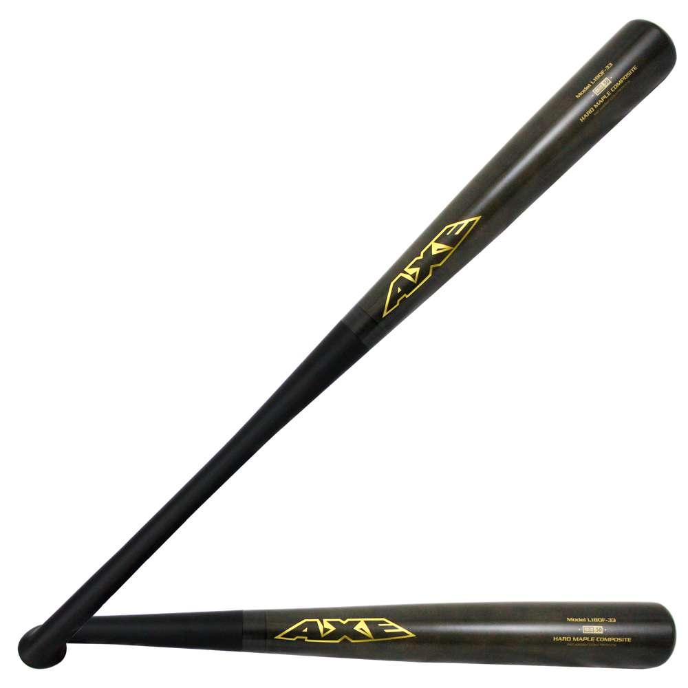 2019年秋冬新作 アックスバット Axe Bat メンズ 野球 Axe バット 野球【Hard Maple Bat Composite Baseball Bat】Black, ドラッグエール:4e7a3299 --- canoncity.azurewebsites.net