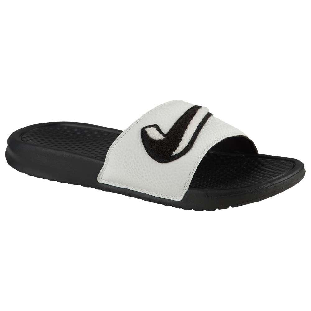 ナイキ メンズ Nike メンズ Chenille シューズ・靴 サンダル【Benassi シューズ・靴 JDI Chenille Slide】Black/Summit White, スマホグッズのエックスモール:9b1d0a02 --- sunward.msk.ru