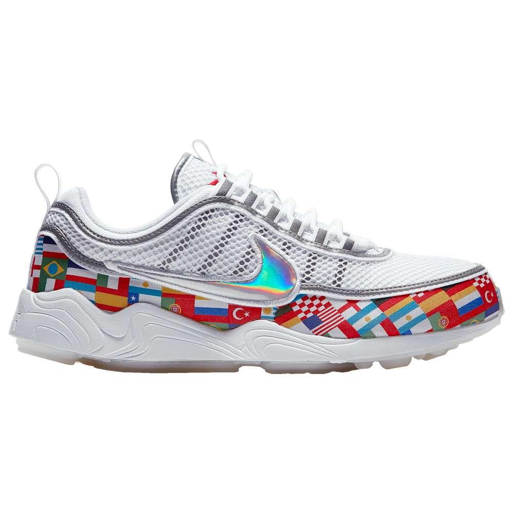ナイキ Nike メンズ ランニング・ウォーキング シューズ・靴【Air Zoom Spiridon】White/Multi