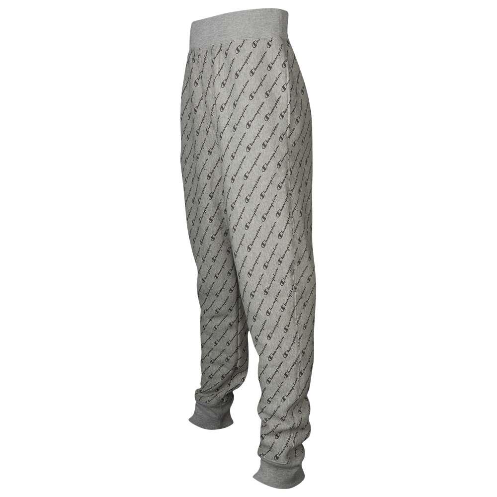 チャンピオン Champion メンズ ボトムス・パンツ ジョガーパンツ【Reverse Weave AOP Jogger Pants】Oxford Grey