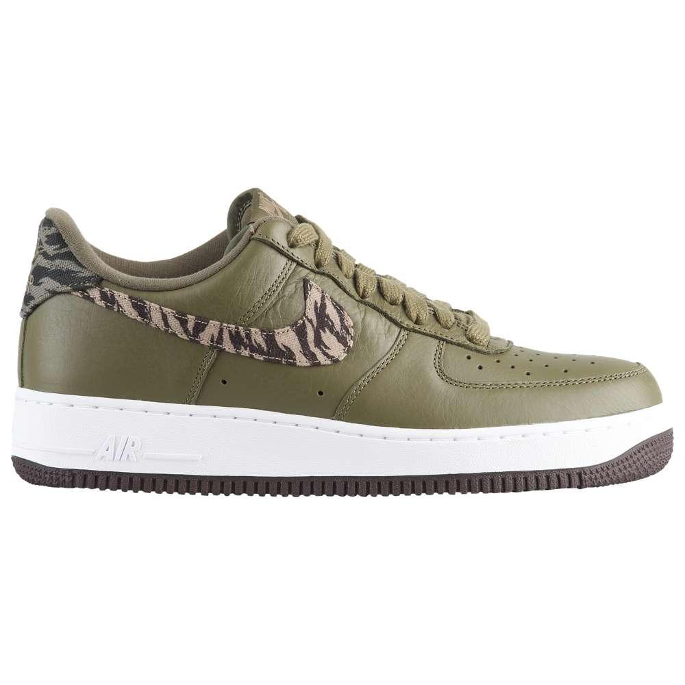 ナイキ Nike メンズ バスケットボール シューズ・靴【Air Force 1 Low】Medium Olive/Khaki/Velvet Brown/White
