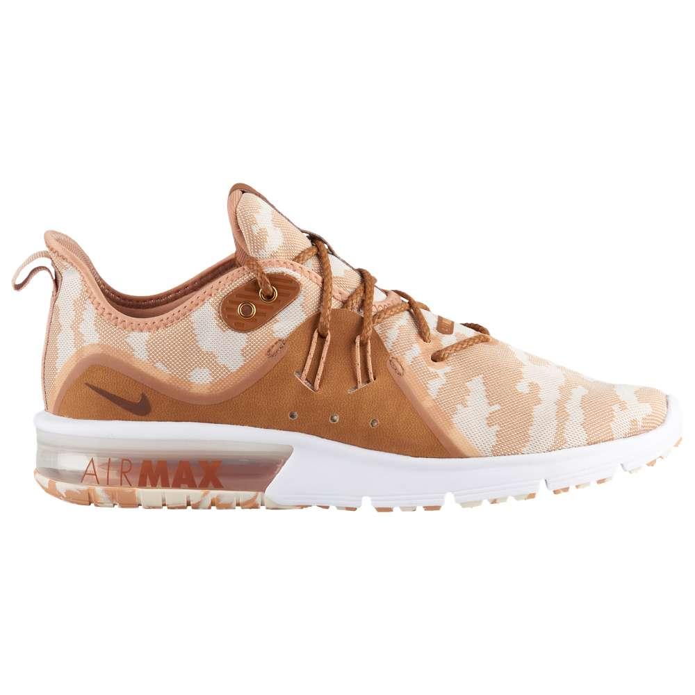 ナイキ Nike メンズ ランニング・ウォーキング シューズ・靴【Air Max Sequent 3】Light Cream/Light British Tan/Praline