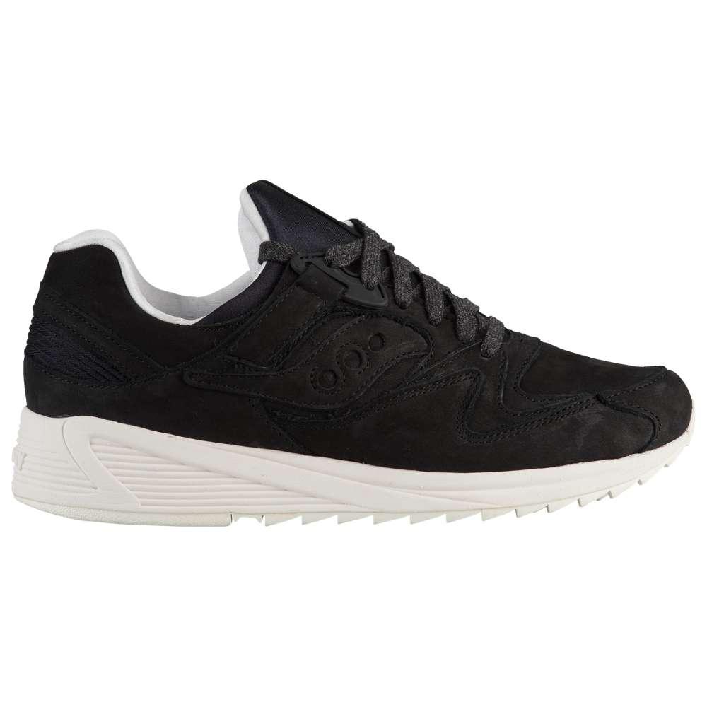 サッカニー Saucony メンズ ランニング・ウォーキング シューズ・靴【Grid 8500】Black/White