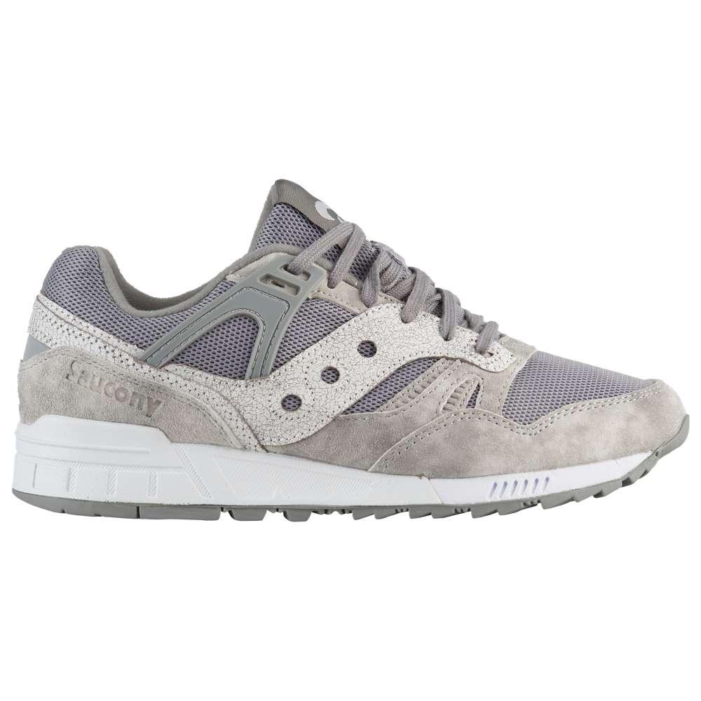 サッカニー Saucony メンズ ランニング・ウォーキング シューズ・靴【Grid SD】Grey/White
