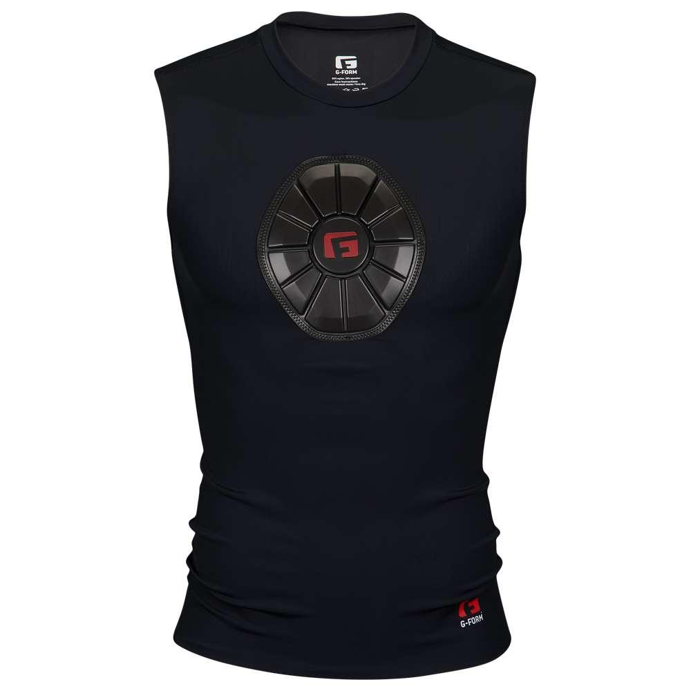 ジーフォーム G-Form メンズ 野球 トップス【Pro Sternum Shirt】Black