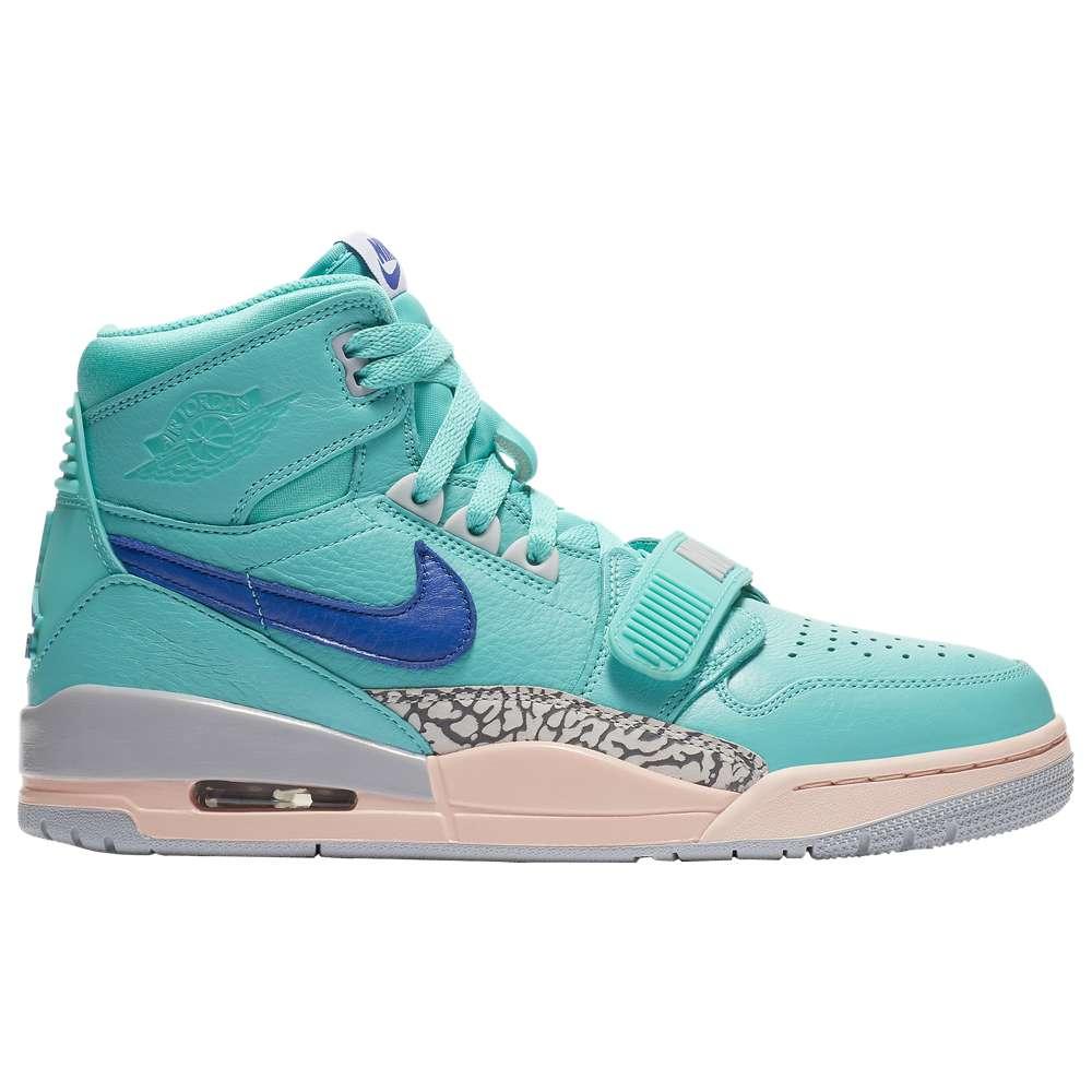 ナイキ ジョーダン Jordan メンズ バスケットボール シューズ・靴【Legacy 312】Jade/Blue/Orange