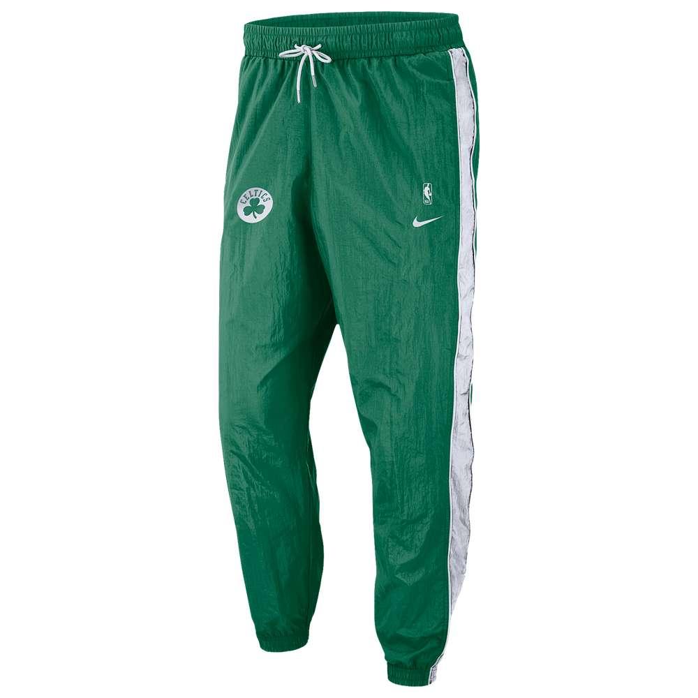 ナイキ Nike メンズ ボトムス・パンツ スウェット・ジャージ【NBA Throwback Track Pants】Clover/White