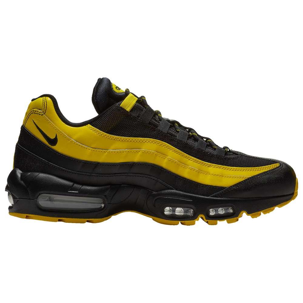 ナイキ Nike メンズ ランニング・ウォーキング シューズ・靴【Air Max 95】Black/Black/Tour Yellow/White