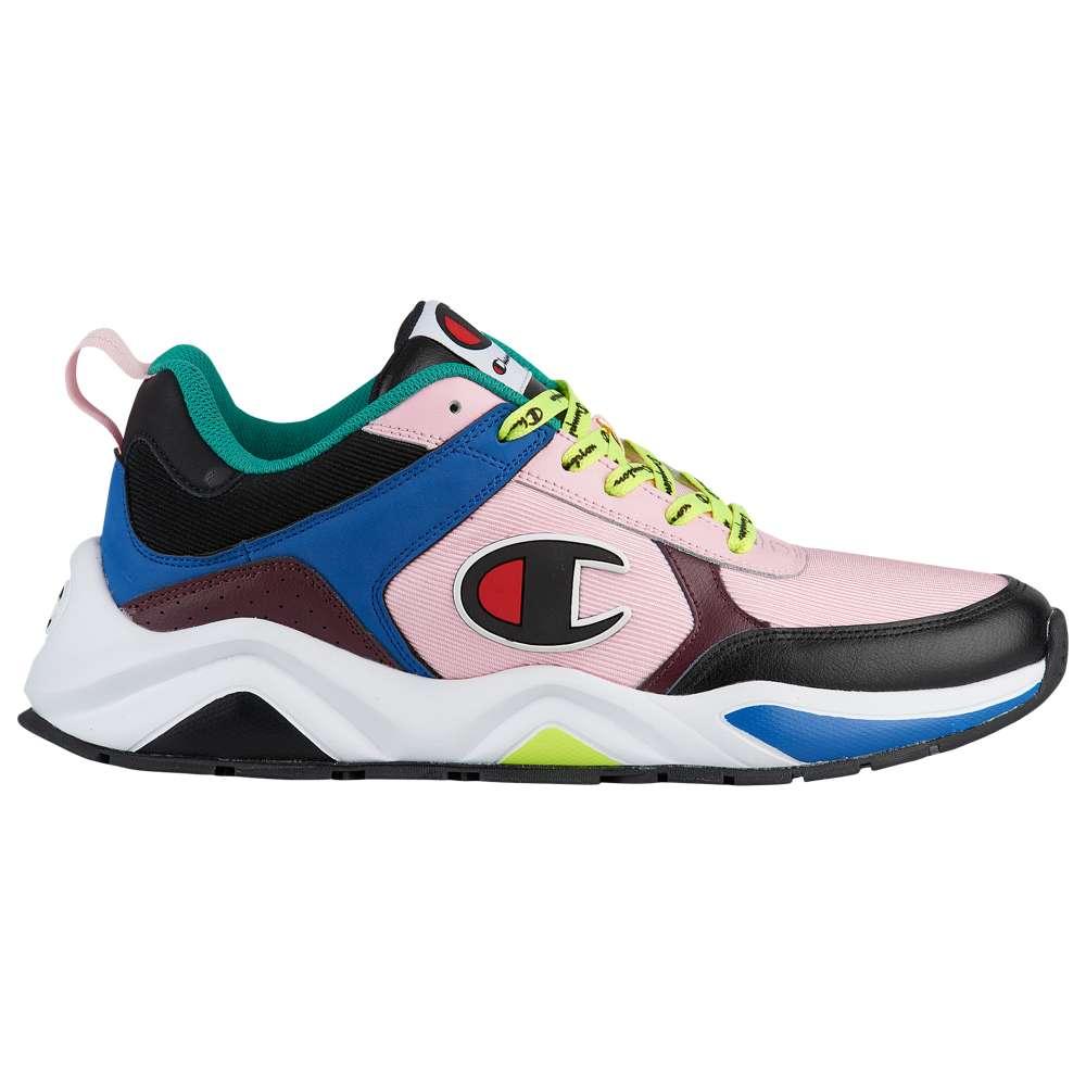 チャンピオン Champion メンズ ランニング・ウォーキング シューズ・靴【93Eighteen】Pink Multi