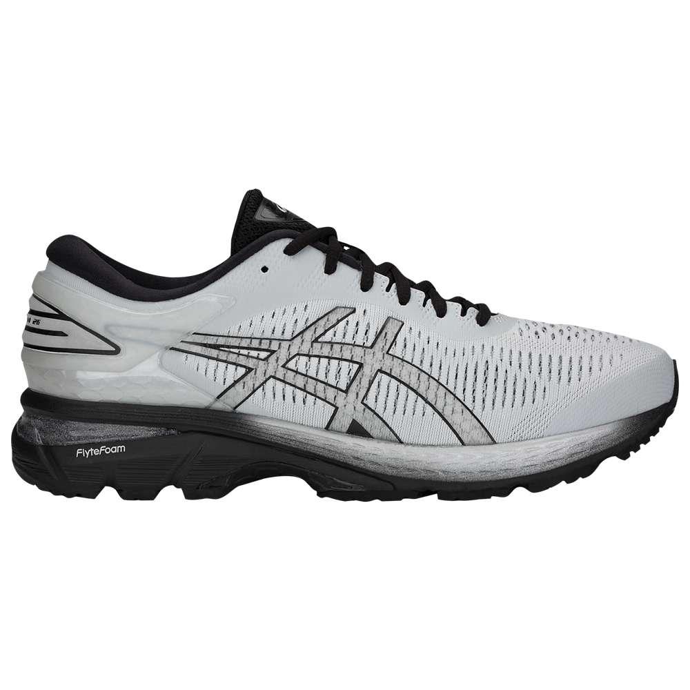 アシックス ASICS メンズ ランニング・ウォーキング シューズ・靴【GEL-Kayano 25】Glacier Grey/Black