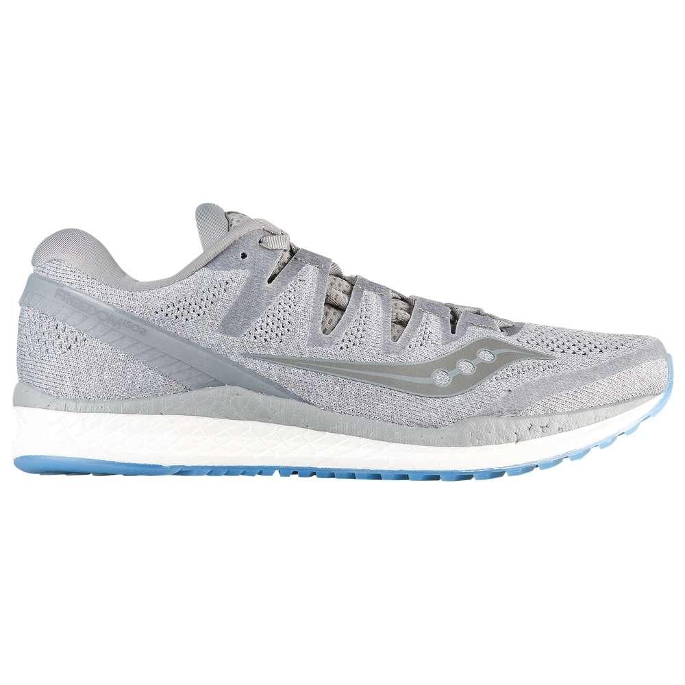サッカニー Saucony メンズ ランニング・ウォーキング シューズ・靴【Freedom ISO 2】Grey