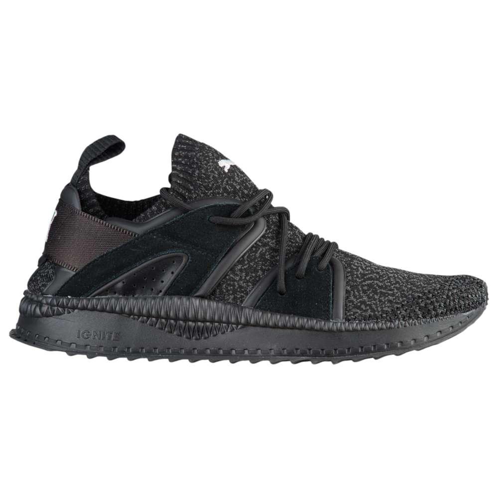プーマ PUMA メンズ ランニング・ウォーキング シューズ・靴【Tsugi Blaze Evoknit】Black/Dark Shadow/Black