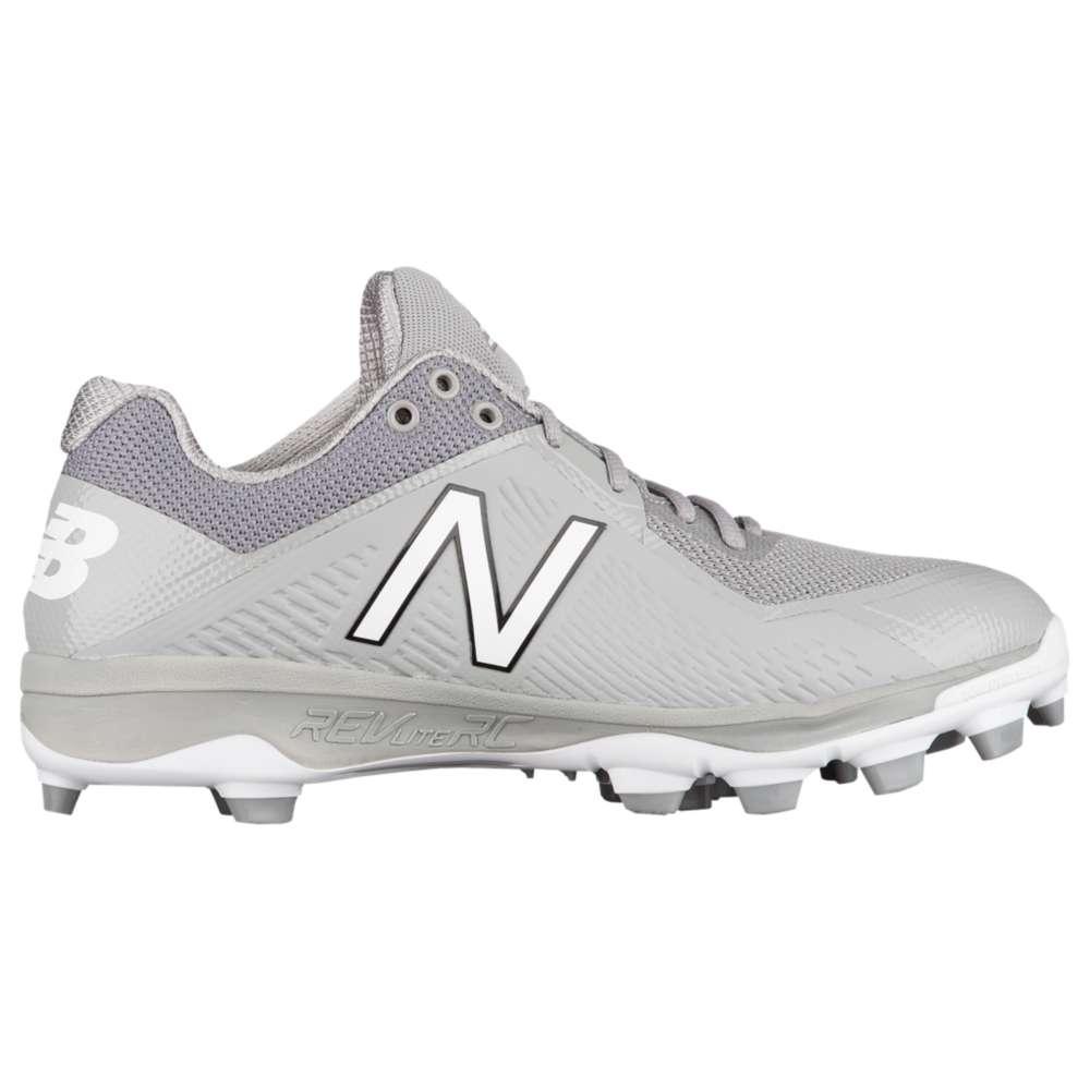 ニューバランス New Balance メンズ 野球 シューズ・靴【4040v4 TPU Low】Grey/Grey