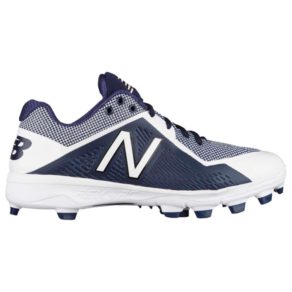 ニューバランス New Balance メンズ 野球 シューズ・靴【4040v4 TPU Low】Navy/White
