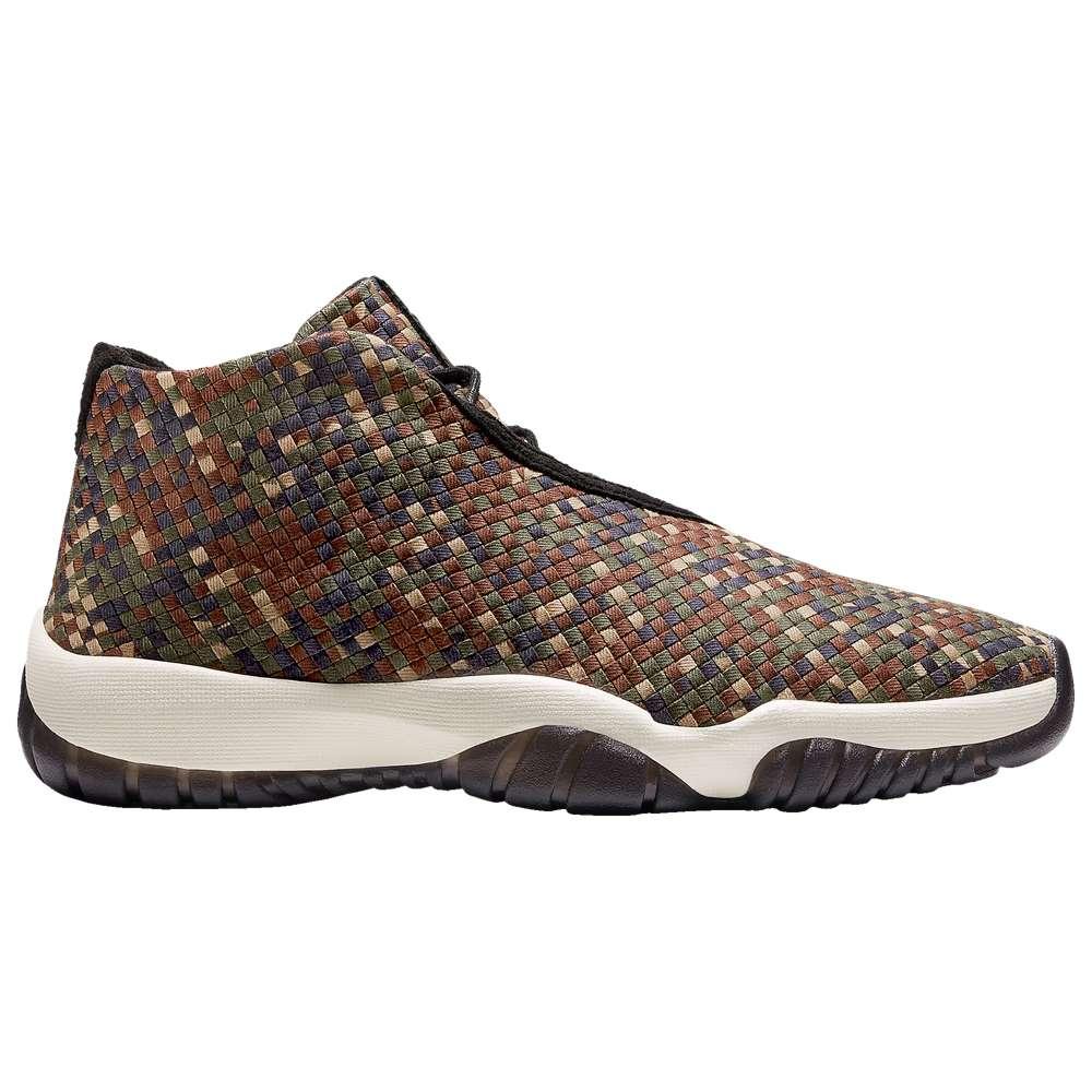 ナイキ ジョーダン Jordan メンズ バスケットボール シューズ・靴【Future Premium】Dark Army/Black/Sail