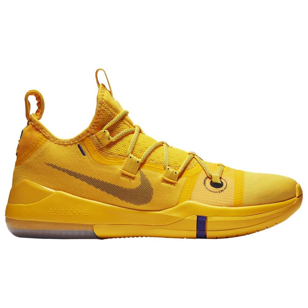 ナイキ Nike メンズ バスケットボール シューズ・靴【Kobe AD】Amarillo/Court Purple/Black