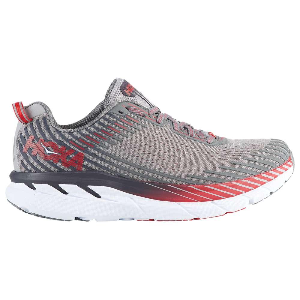 ホカ オネオネ HOKA ONE ONE メンズ ランニング・ウォーキング シューズ・靴【Clifton 5】Alloy/Steel Gray