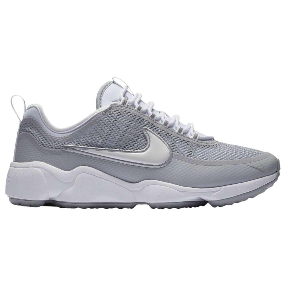 ナイキ Nike メンズ ランニング・ウォーキング シューズ・靴【Zoom Spiridon Ultra】White/White/Wolf Grey
