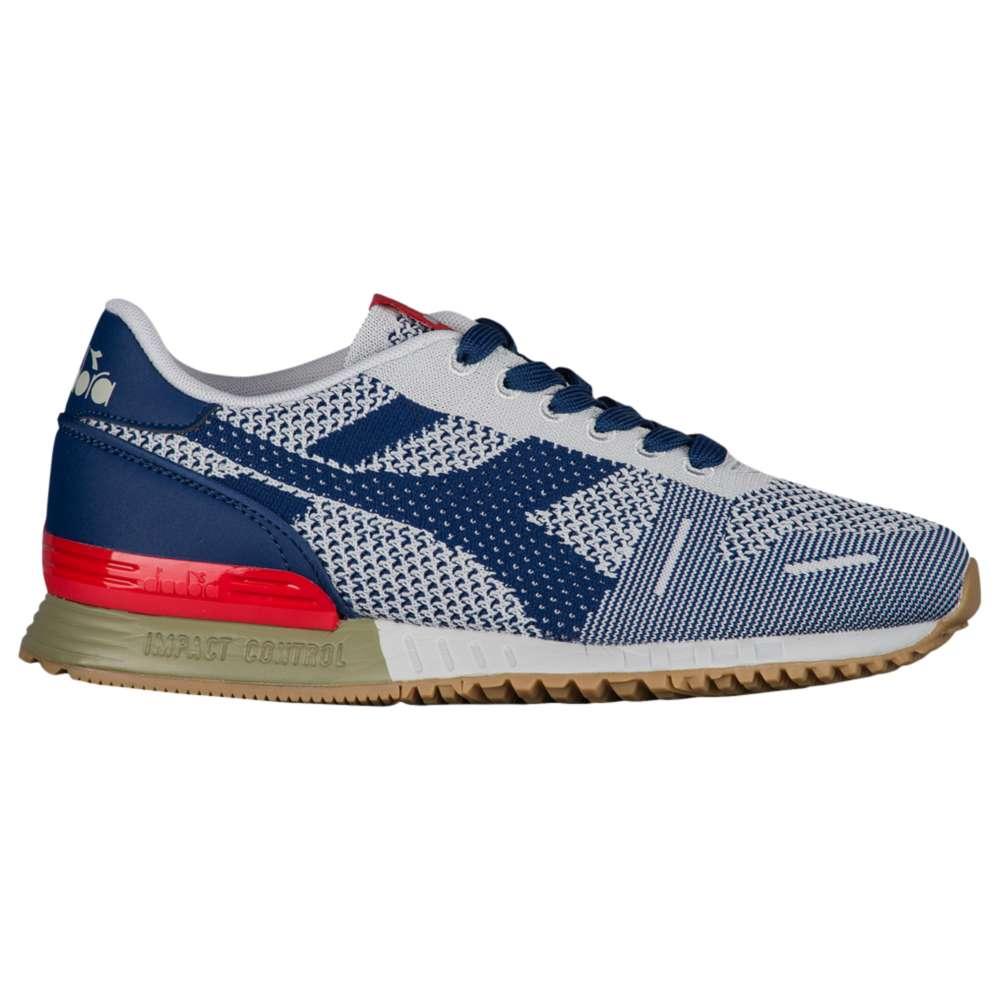 ディアドラ Diadora メンズ ランニング・ウォーキング シューズ・靴【Titan Weave】Microchip/Estate Blue