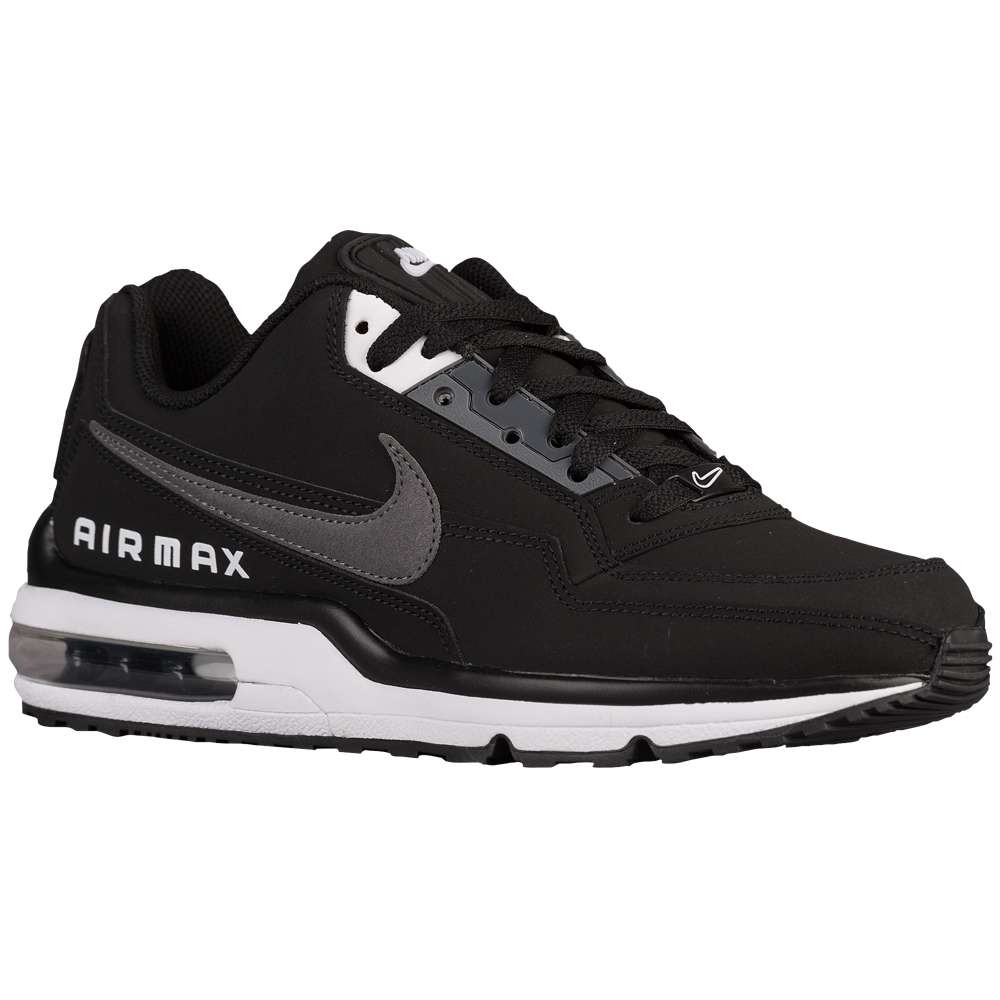 ナイキ Nike メンズ ランニング・ウォーキング シューズ・靴【Air Max LTD】Black/White/Dark Grey