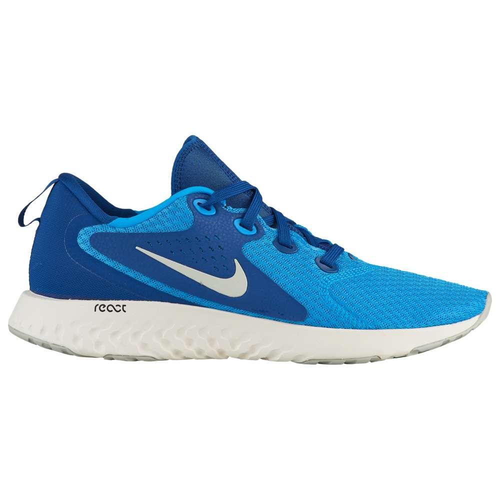ナイキ Nike メンズ ランニング・ウォーキング シューズ・靴【Legend React】Blue Hero/White/Gym Blue/Black
