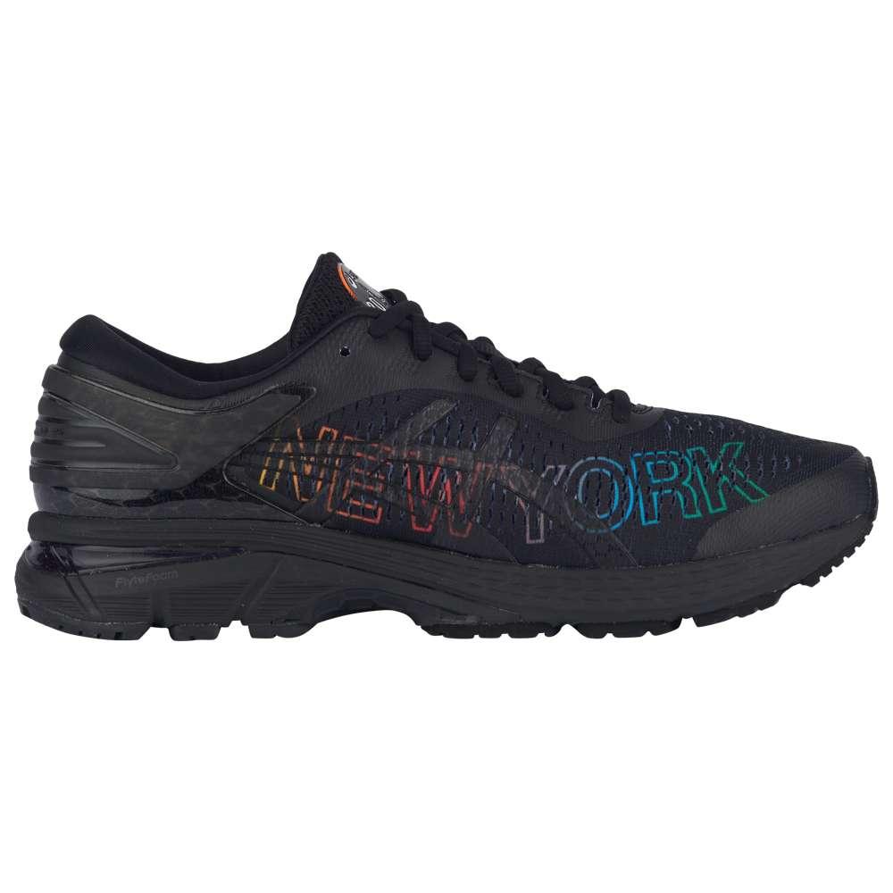 アシックス ASICS メンズ ランニング・ウォーキング シューズ・靴【GEL-Kayano 25】Black/Black