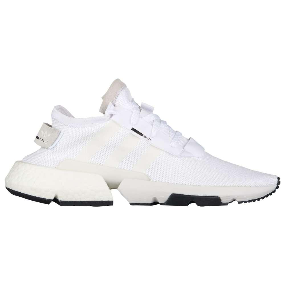 アディダス adidas Originals メンズ ランニング・ウォーキング シューズ・靴【POD-S3.1】White/White/Black