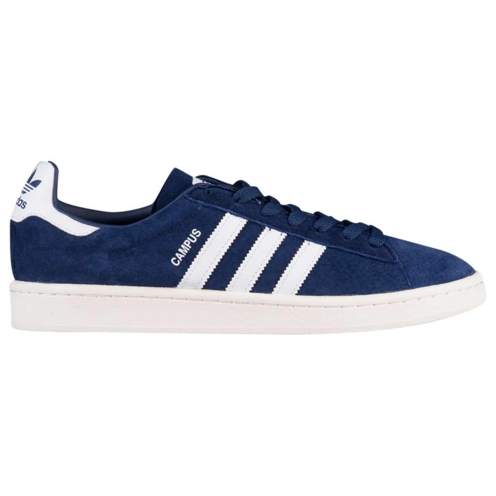 新到着 アディダス adidas Originals メンズ adidas Originals バスケットボール シューズ メンズ・靴【Campus】Dark Blue/White/Chalk White, 1.2.step.hiro:0ac42a23 --- konecti.dominiotemporario.com