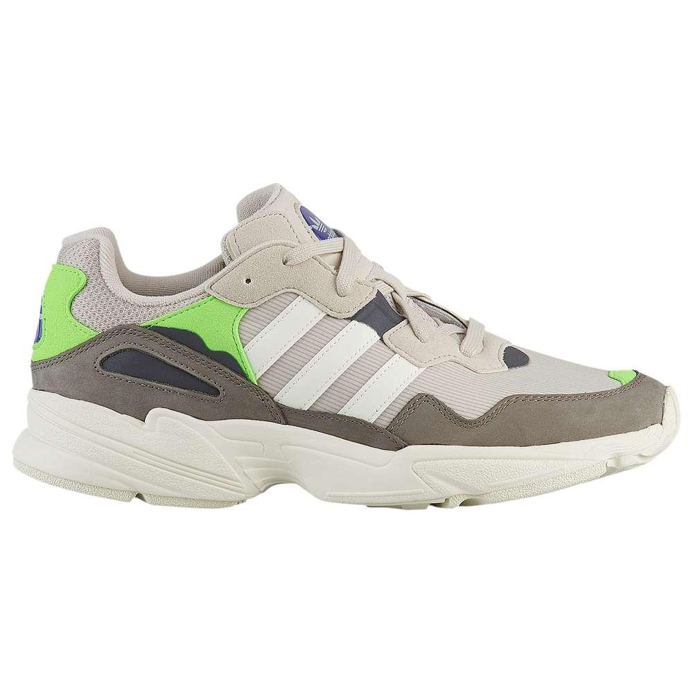 アディダス adidas Originals メンズ ランニング・ウォーキング シューズ・靴【Yung-96】Clear Brown/Off White/Solar Green