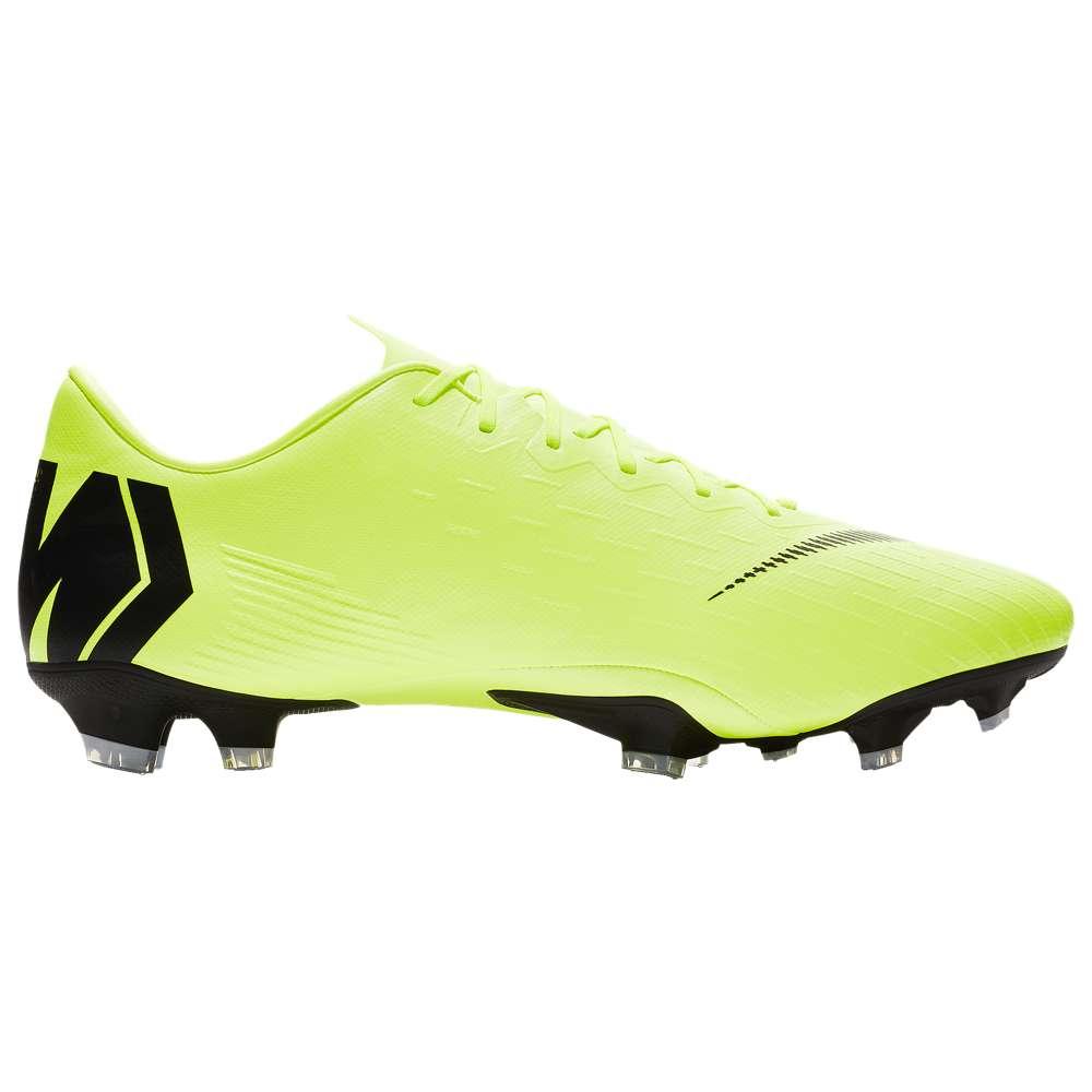 ナイキ Nike メンズ サッカー シューズ・靴【Mercurial Vapor 12 Pro FG】Volt/Black