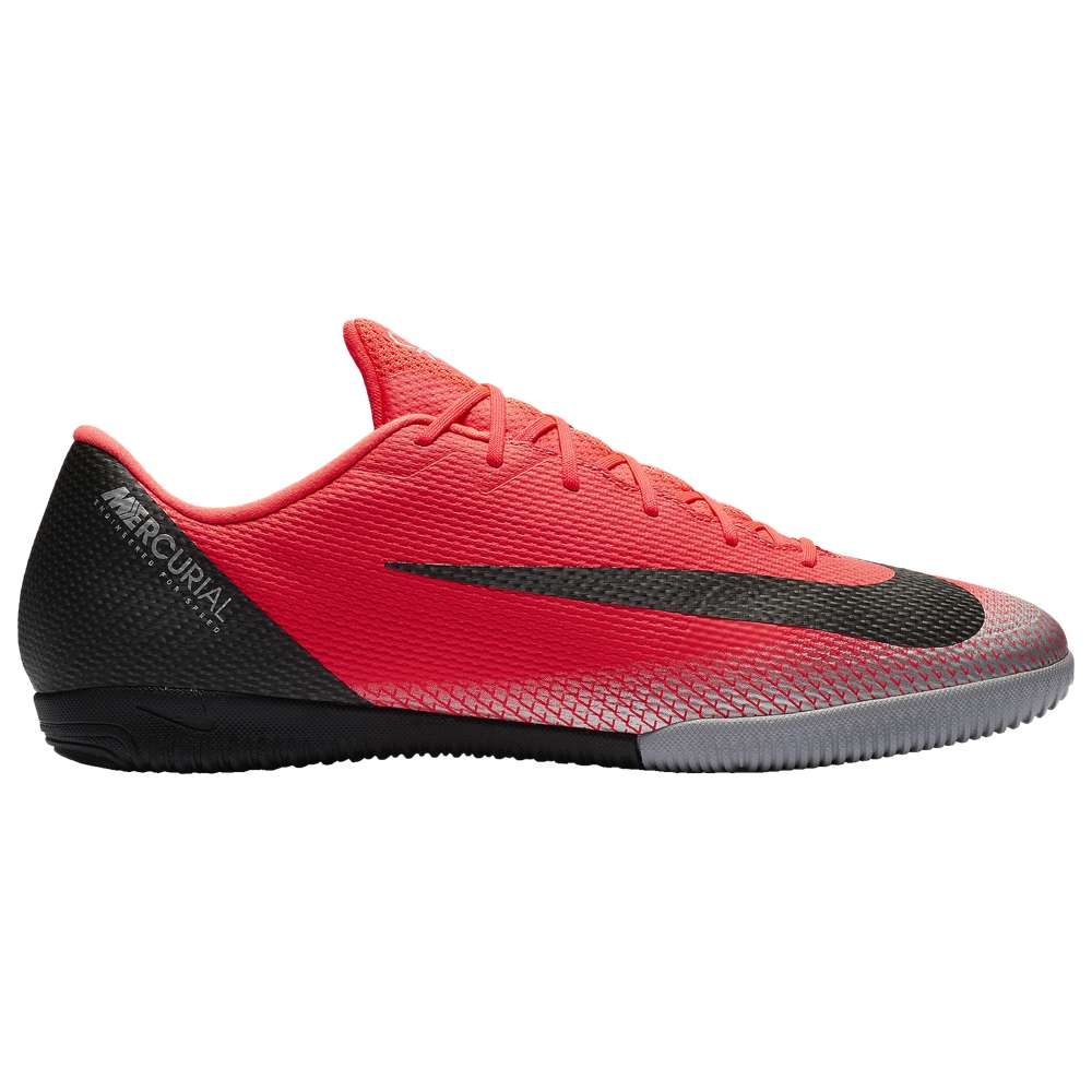 ナイキ Nike メンズ サッカー シューズ・靴【Mercurial VaporX 12 Academy IC】Bright Crimson/Black/Chrome