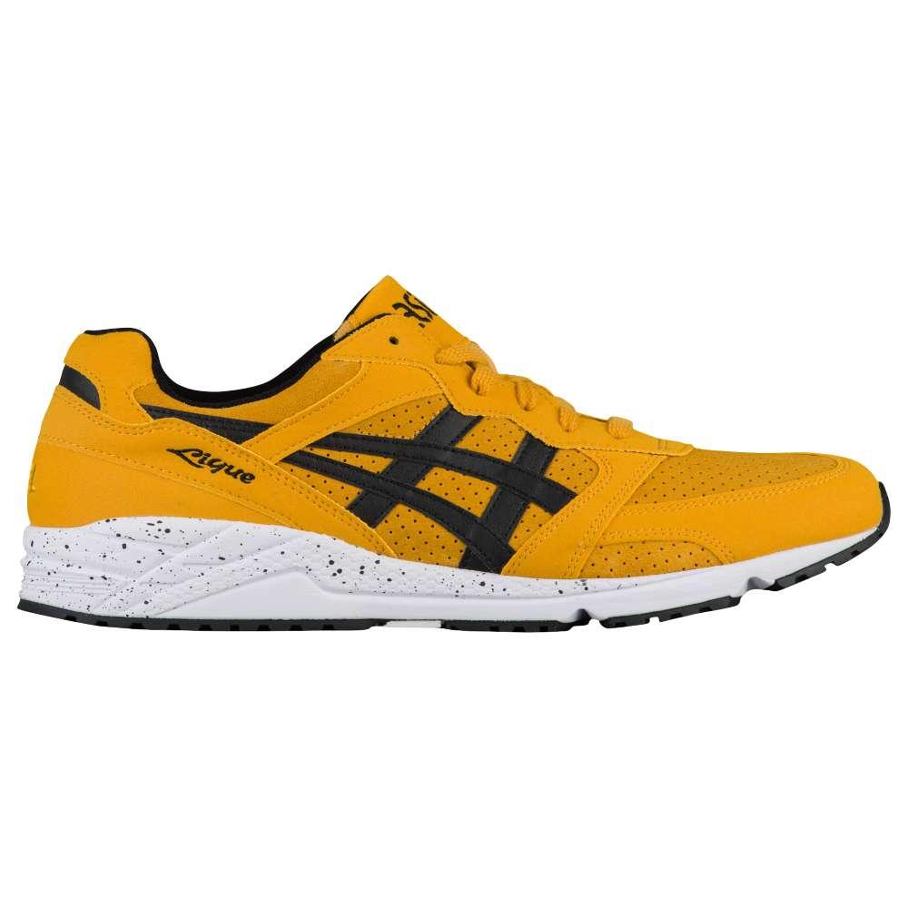 アシックス ASICS Tiger メンズ ランニング・ウォーキング シューズ・靴【GEL-Lique】Golden Amber/Black