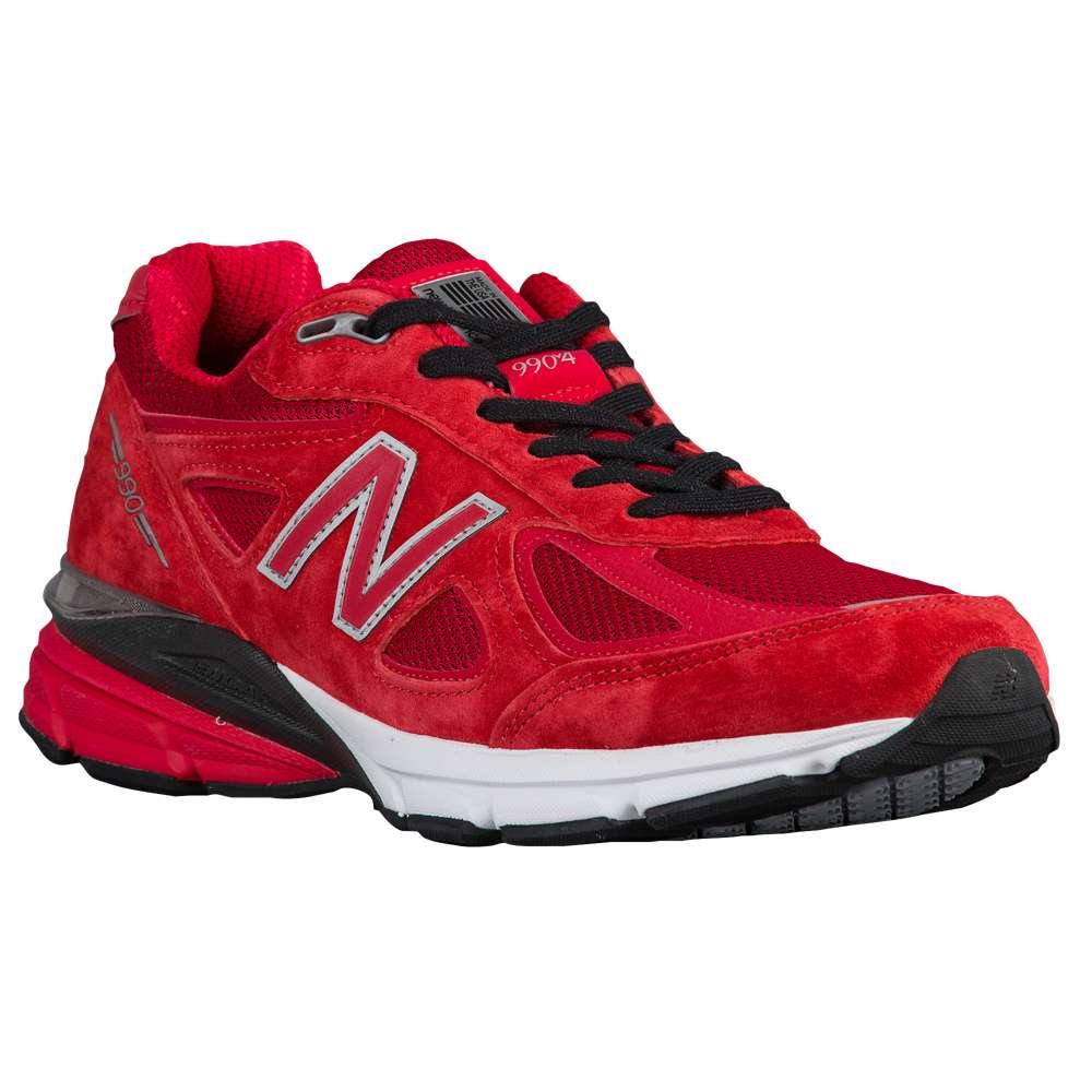 ニューバランス New Balance メンズ ランニング・ウォーキング シューズ・靴【990】Alpha Red/Black