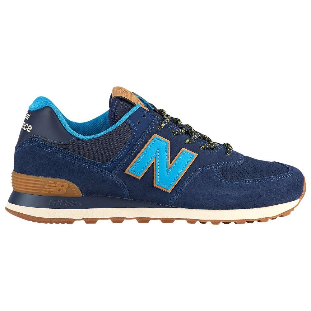 ニューバランス New Balance メンズ ランニング・ウォーキング シューズ・靴【574 Classic】Pigment/Cadet