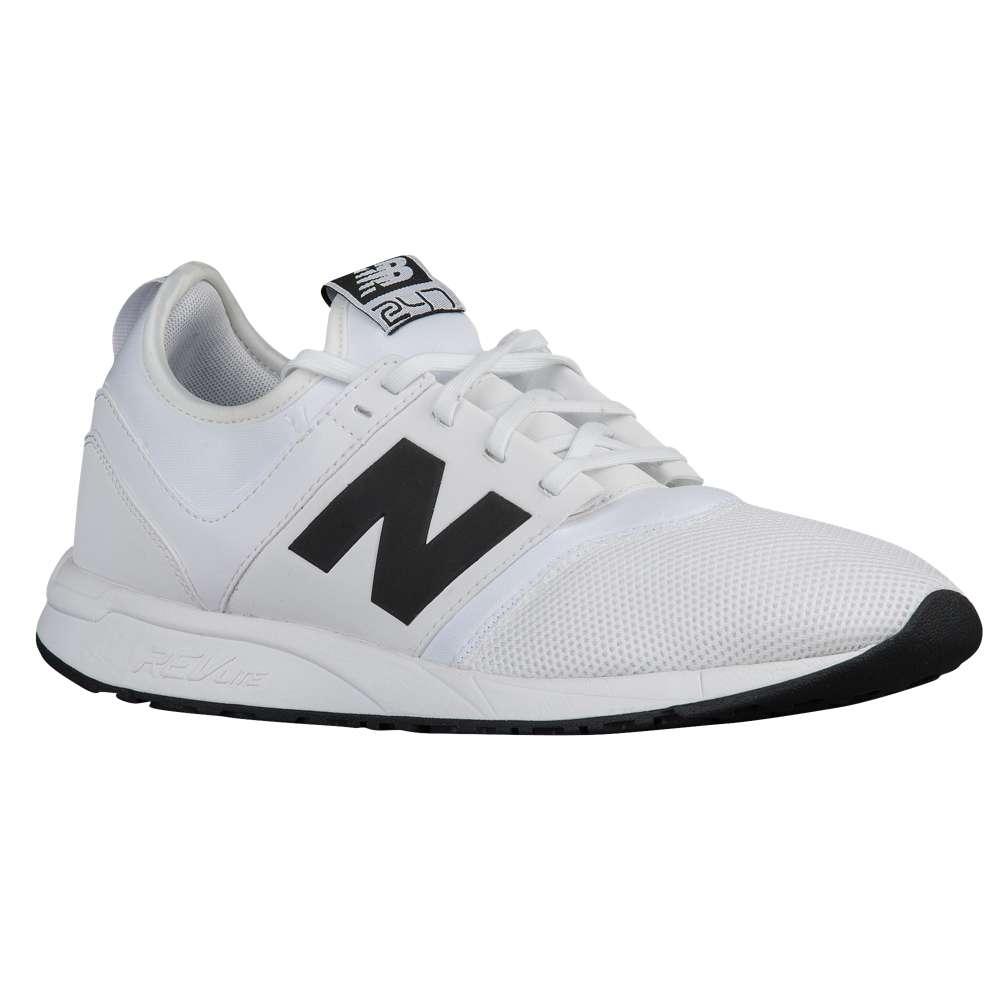 ニューバランス New Balance メンズ ランニング・ウォーキング シューズ・靴【247】White/Black