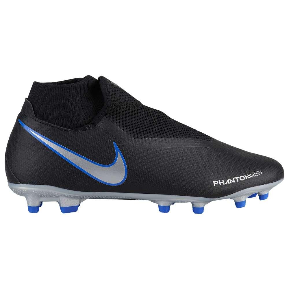 ナイキ Nike メンズ サッカー シューズ・靴【Phantom Vision Academy DF MG】Black/Metallic Silver/Racer Blue