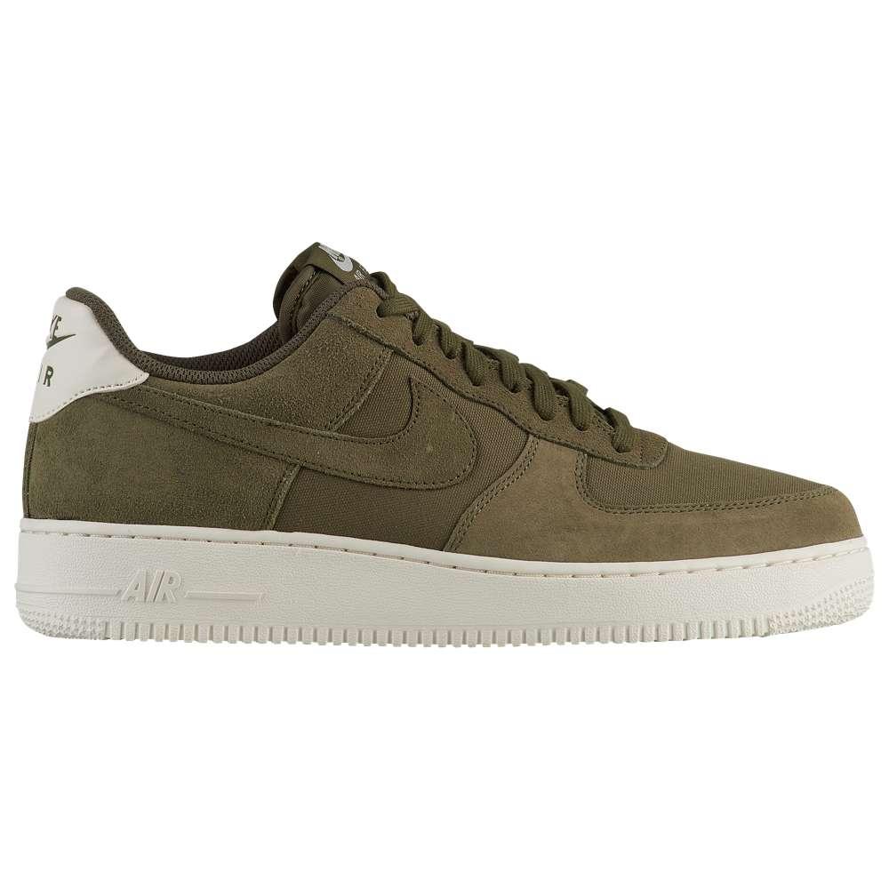 ナイキ Nike メンズ バスケットボール シューズ・靴【Air Force 1 Low】Medium Olive/Medium Olive/Sail