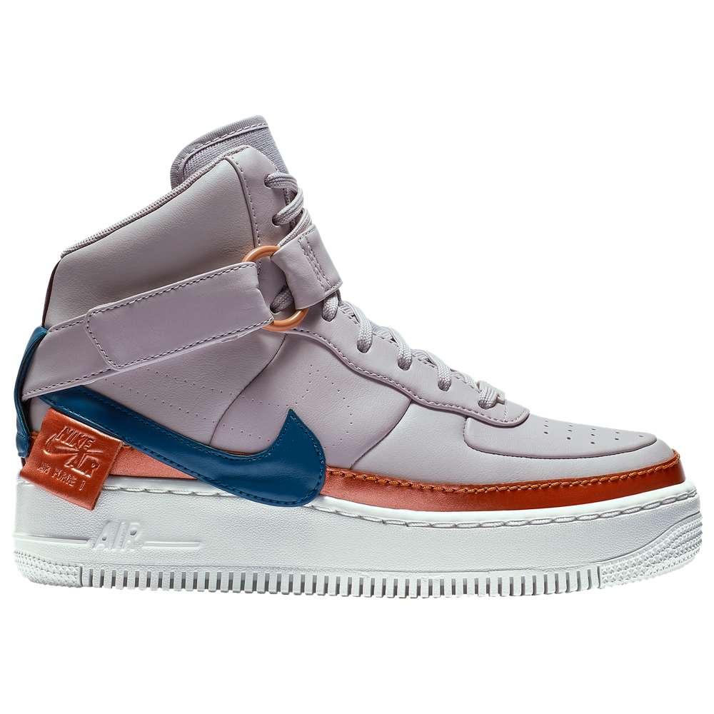 ナイキ Nike レディース ランニング・ウォーキング シューズ・靴【Air Force 1 Jester Hi XX】Violet Ash/Blue Force/Night Maroon/Tawny