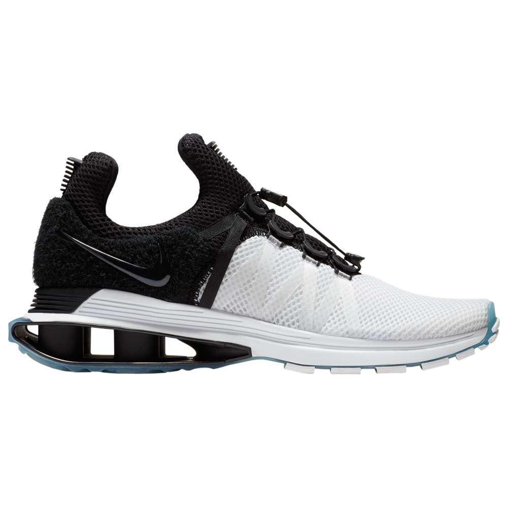 ナイキ Nike メンズ ランニング・ウォーキング シューズ・靴【Shox Gravity】White/Black/White
