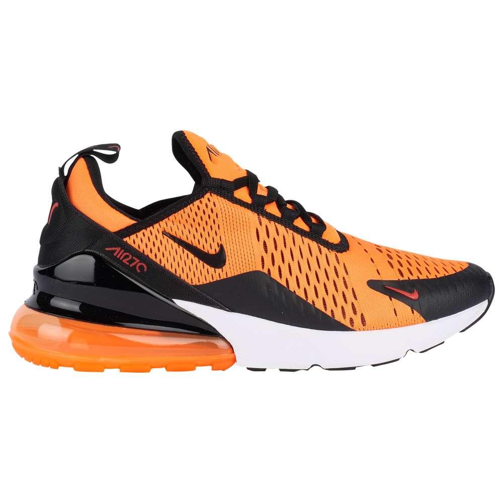 ナイキ Nike メンズ ランニング・ウォーキング シューズ・靴【Air Max 270】Team Orange/Black/White/Chile Red